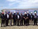 PM O'Neil Visit to South Sulawesi, Semkang Gas Site