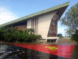 The National Parliament House of Papua New Guinea